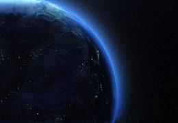 Земля вращается