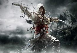 Assassin's Creed Black Flag живые обои на рабочий стол