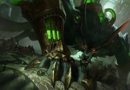 League of Legends персонаж Warwick