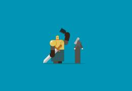 Игра Престолов минималистические живые обои