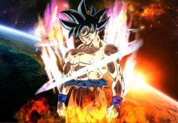Dragon Ball S Goku Ultra Instinct живые обои