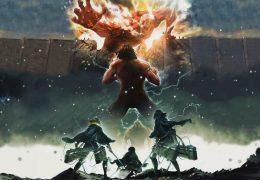 Attack on Titan живые обои по аниме