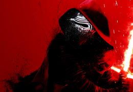 Kylo Ren Star Wars живые обои