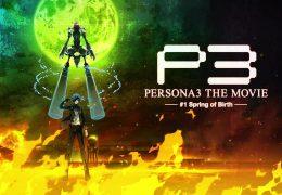 Persona 3 The Movie: Spring of Birth