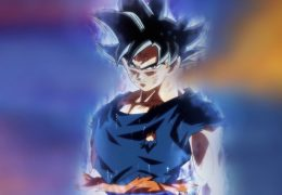 Goku Ultra Instinct 1080p живые обои