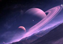 Мистическая планета