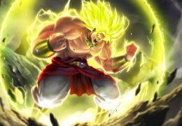 Broly - The Legendary Super Saiyan - живые обои