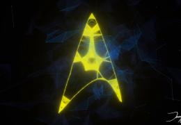 Star Trek визуализация - живые обои