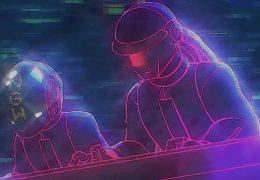 Daft Punk Tribute - живые обои