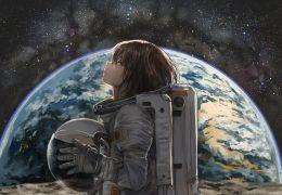 Lost In The Galaxy - живые обои