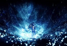 Загадочный, сказочный мир аниме - живые обои