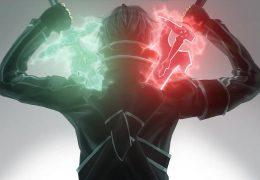 Sword Art Online Kirito - живые обои
