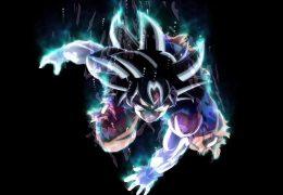 Goku Ultra Instinct - живые обои