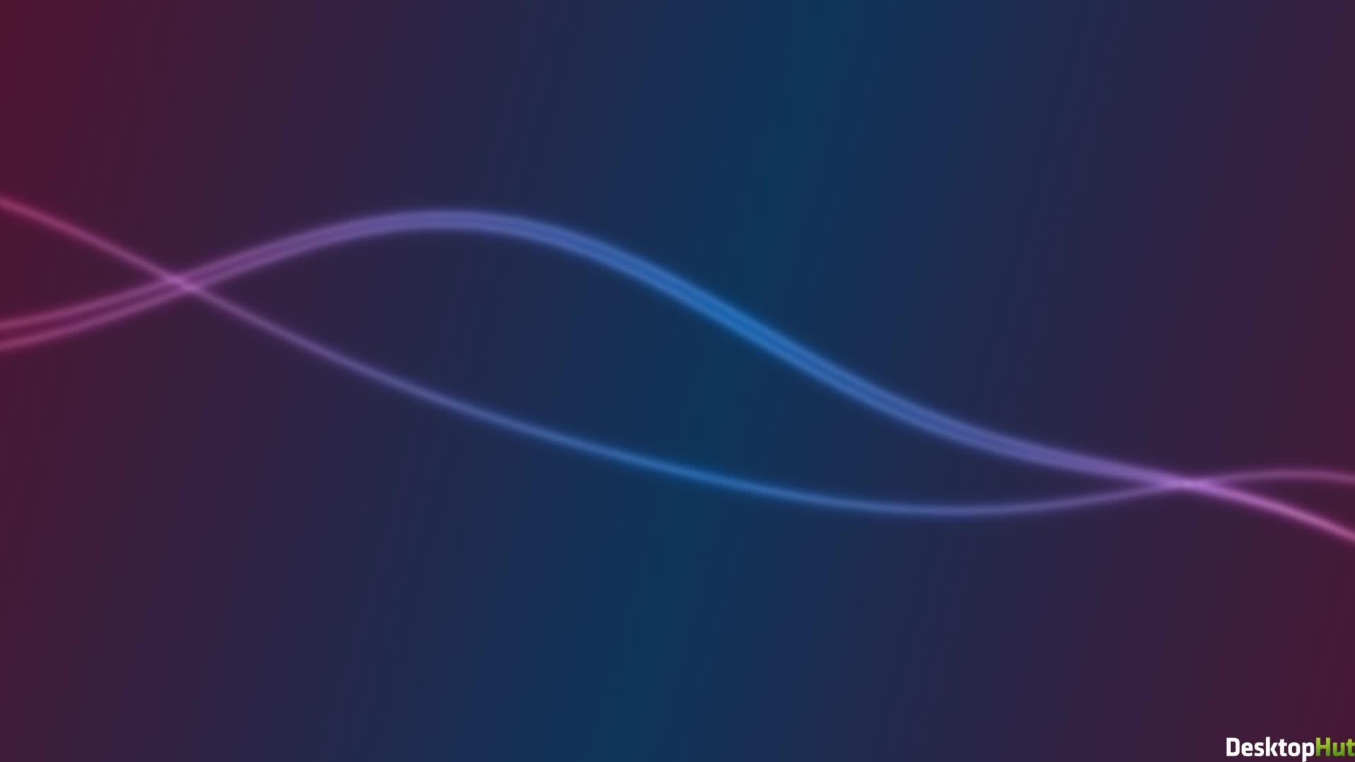 Каскадные волны - живые обои