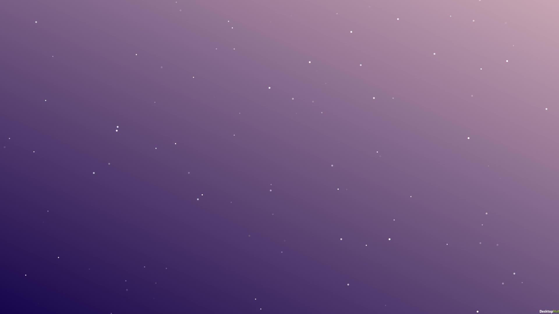 Точки как звёзды - живые обои