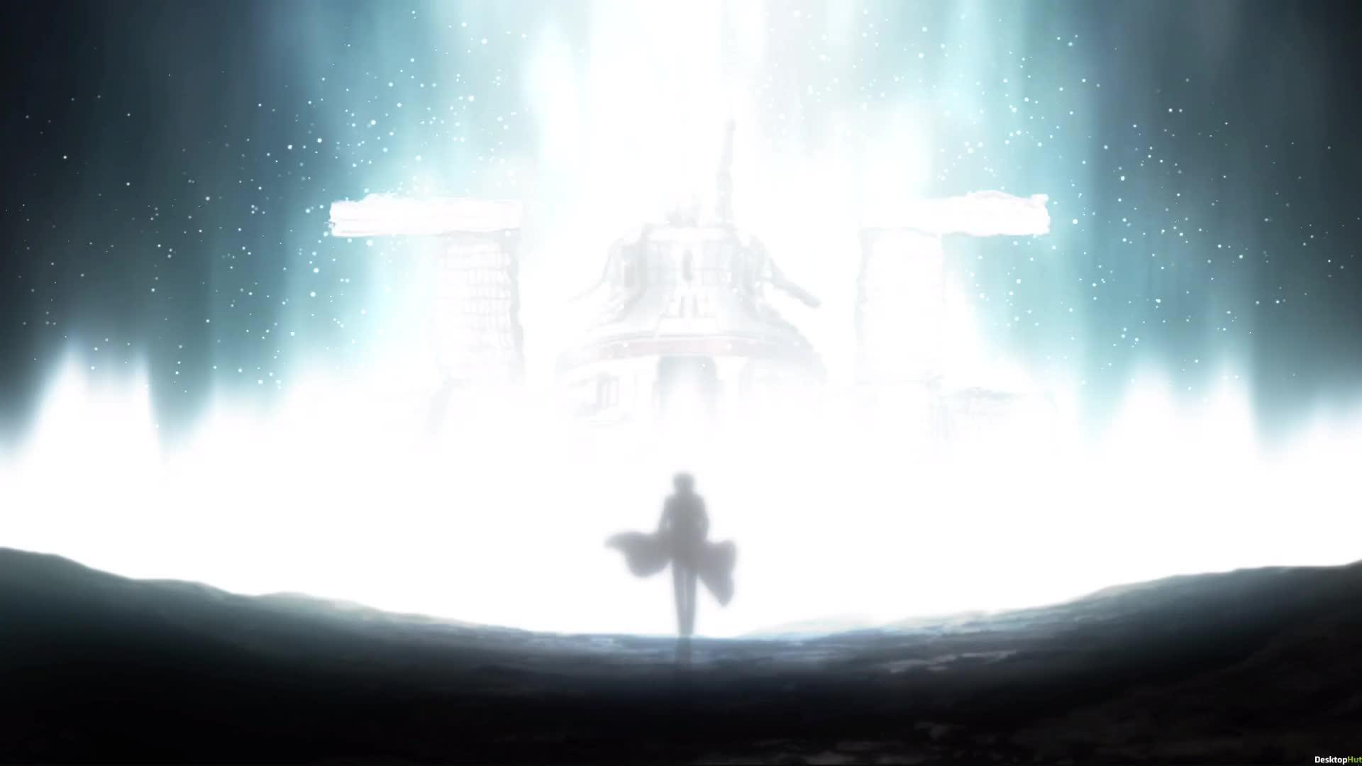 Steins Gate 0 Небесная Арка - живые обои