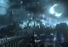 Dark Souls III Boreal Valley - живые обои