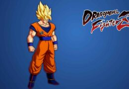 Гоку Dragon Ball Fighterz - Живые Обои